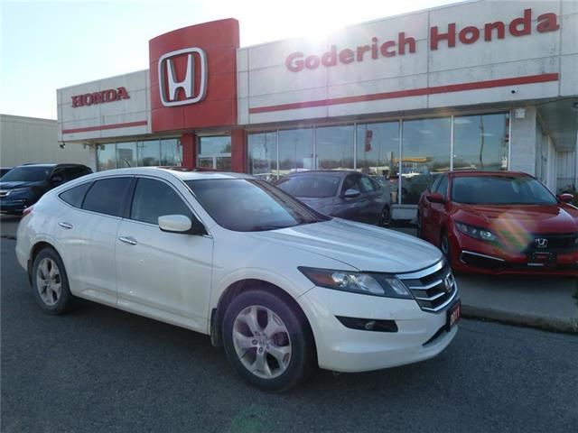 2011 Honda Accord Crosstour EX-L (Stk: U16120) in Goderich - Image 1 of 1
