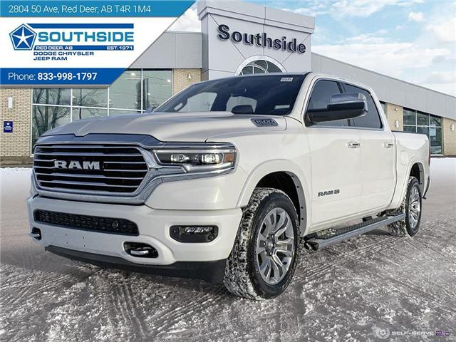 2021 RAM 1500 Longhorn (Stk: W2105) in Red Deer - Image 1 of 24
