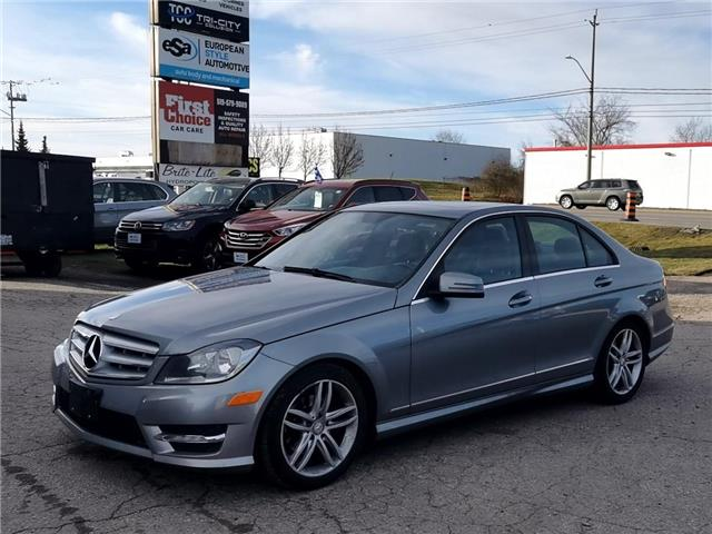 2012 Mercedes-Benz C-Class Base (Stk: M602373) in Kitchener - Image 1 of 30