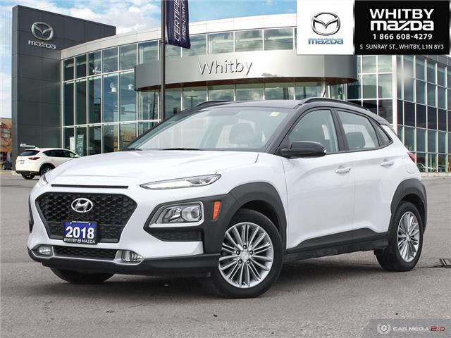 2018 Hyundai Kona 2.0L Preferred (Stk: 2294A) in Whitby - Image 1 of 27