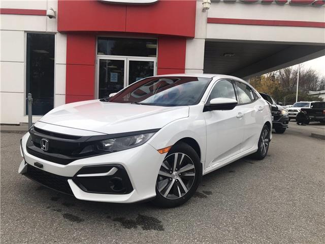2020 Honda Civic LX (Stk: 11098) in Brockville - Image 1 of 16