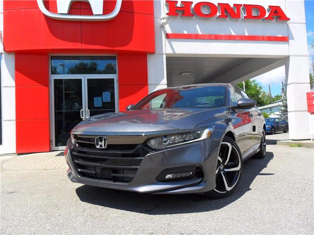2020 Honda Accord Sport 2.0T (Stk: 10945) in Brockville - Image 1 of 30