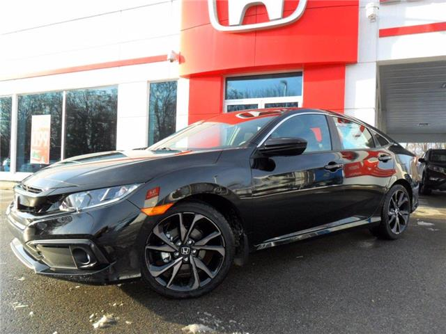 2021 Honda Civic Sport (Stk: 11103) in Brockville - Image 1 of 22