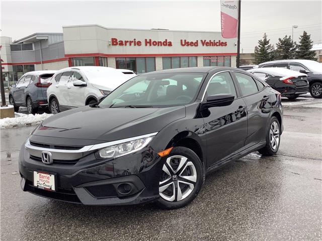 2017 Honda Civic LX (Stk: U17147) in Barrie - Image 1 of 20