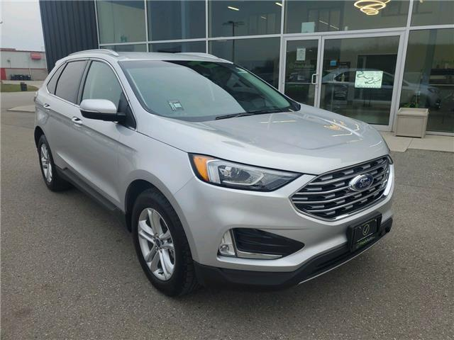 2019 Ford Edge SEL (Stk: 5838 Ingersoll) in Ingersoll - Image 1 of 30