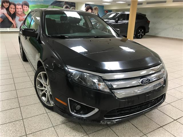 2011 Ford Fusion SEL (Stk: 210163A) in Calgary - Image 1 of 20
