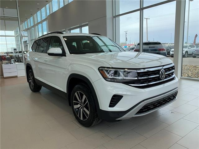 2021 Volkswagen Atlas 3.6 FSI Execline (Stk: 71009) in Saskatoon - Image 1 of 18