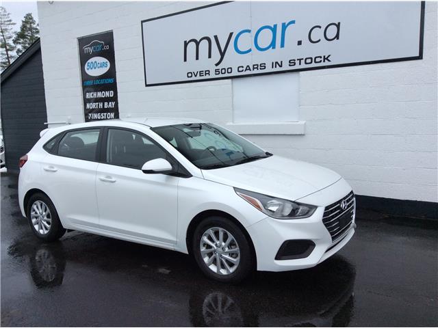 2020 Hyundai Accent Preferred (Stk: 201209) in Ottawa - Image 1 of 21