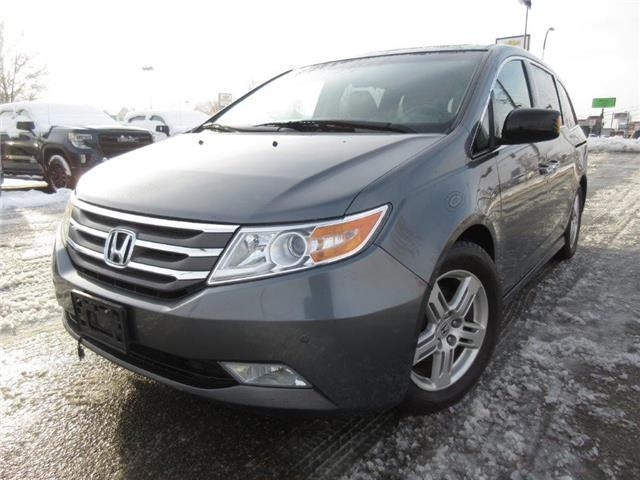2011 Honda Odyssey Touring (Stk: 05520L) in Cranbrook - Image 1 of 24