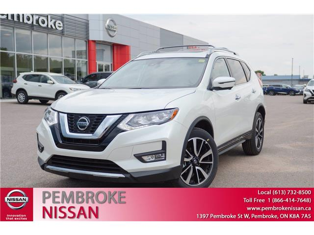 2020 Nissan Rogue SL (Stk: 20128) in Pembroke - Image 1 of 29