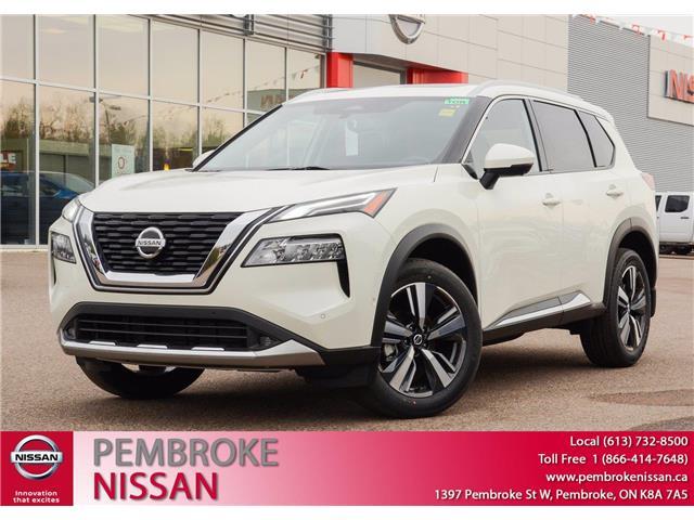 2021 Nissan Rogue Platinum (Stk: 21001) in Pembroke - Image 1 of 30