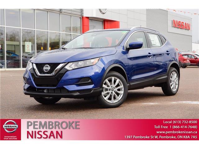 2020 Nissan Qashqai SV (Stk: 20202) in Pembroke - Image 1 of 30