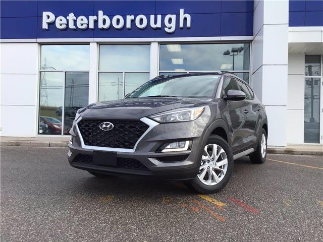 2021 Hyundai Tucson Preferred w/Sun & Leather Package (Stk: H12628) in Peterborough - Image 1 of 21
