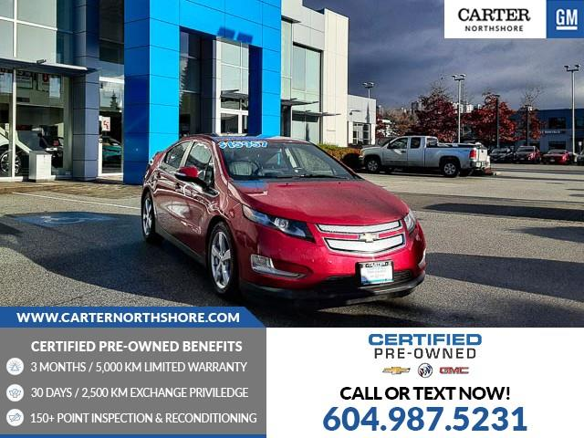 2014 Chevrolet Volt Base (Stk: 974660) in North Vancouver - Image 1 of 26