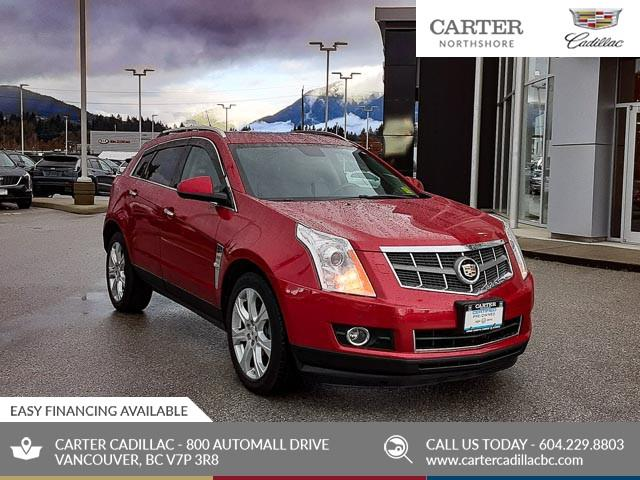 2010 Cadillac SRX Luxury and Performance Collection (Stk: 9D81031) in North Vancouver - Image 1 of 25
