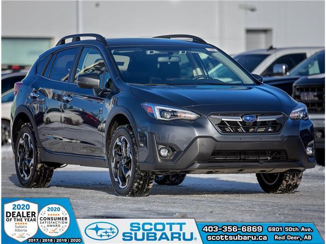 2021 Subaru Crosstrek Limited JF2GTHNCXM8211593 211593 in Red Deer