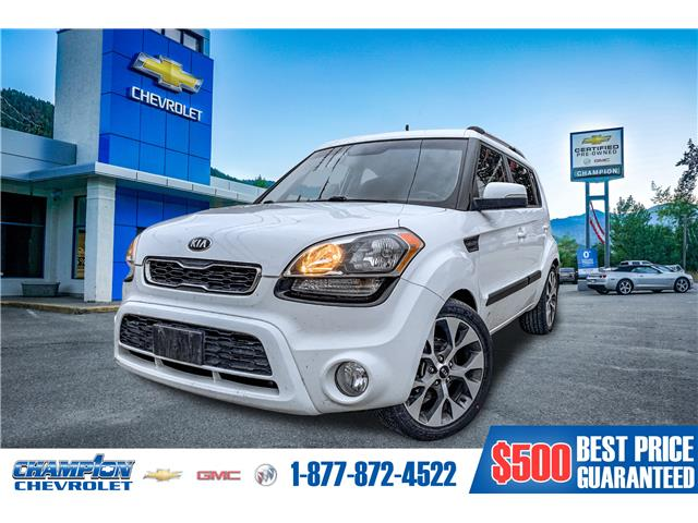 2013 Kia Soul  (Stk: 20-86B) in Trail - Image 1 of 8