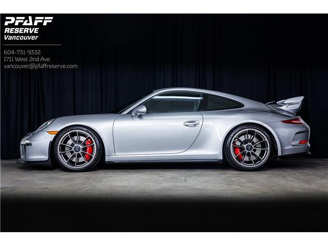 2014 Porsche 911 GT3 (Stk: VU0536) in Vancouver - Image 1 of 12