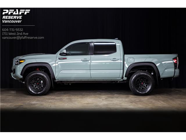 2021 Toyota Tacoma Base (Stk: VU0537) in Vancouver - Image 1 of 13