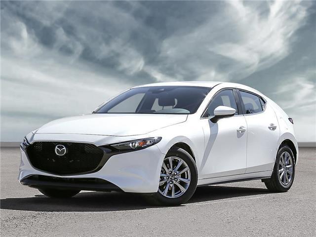 2021 Mazda Mazda3 Sport GS (Stk: D5210062) in Markham - Image 1 of 23