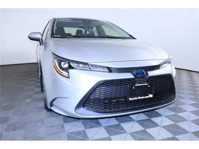 2021 Toyota Corolla Hybrid Base w/Li Battery (Stk: F0163) in London - Image 1 of 25