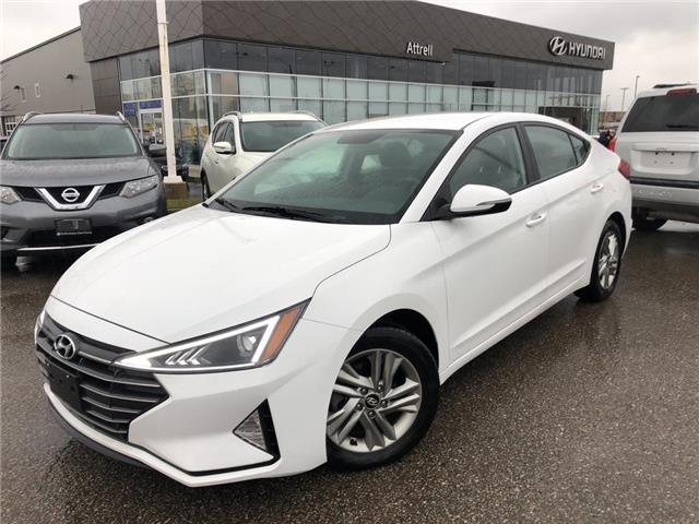 2019 Hyundai Elantra Preferred (Stk: 4385) in Brampton - Image 1 of 21