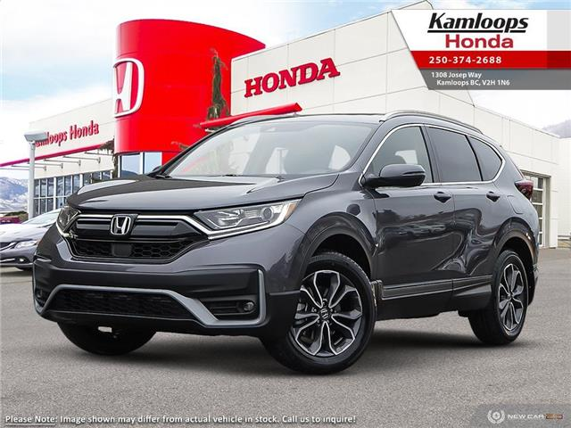 2021 Honda CR-V EX-L (Stk: N15138) in Kamloops - Image 1 of 23