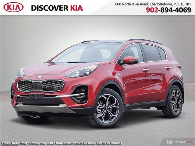 2021 Kia Sportage SX (Stk: S6791A) in Charlottetown - Image 1 of 23