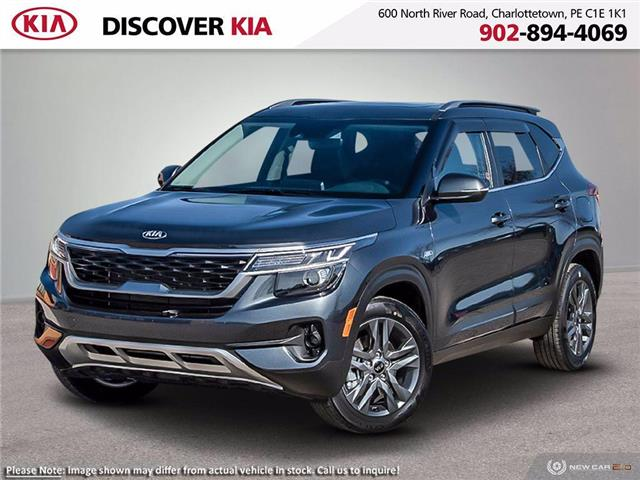 2021 Kia Seltos EX (Stk: S6782A) in Charlottetown - Image 1 of 20
