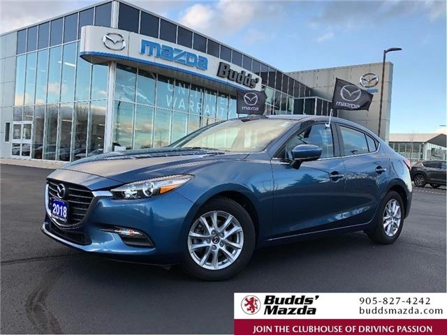 2018 Mazda Mazda3 GS (Stk: P3688) in Oakville - Image 1 of 19