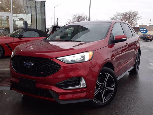 2019 Ford Edge ST (Stk: 13539A) in Gloucester - Image 1 of 22