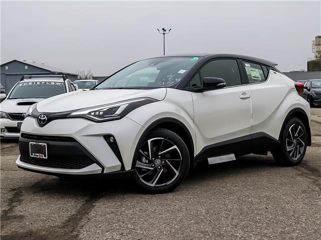2021 Toyota C-HR  (Stk: 15106) in Waterloo - Image 1 of 19