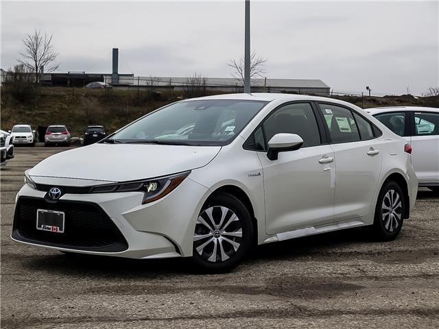 2021 Toyota Corolla Hybrid  (Stk: 12015) in Waterloo - Image 1 of 19