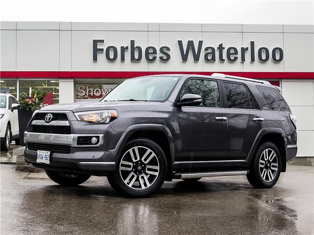 2015 Toyota 4Runner SR5 V6 (Stk: 119) in Waterloo - Image 1 of 24