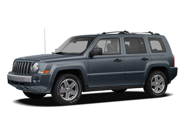2008 Jeep Patriot Sport/North (Stk: P20671A) in Vernon - Image 1 of 2