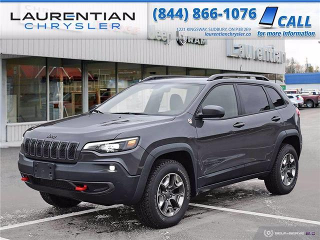 2020 Jeep Cherokee Trailhawk (Stk: 20379D) in Sudbury - Image 1 of 25