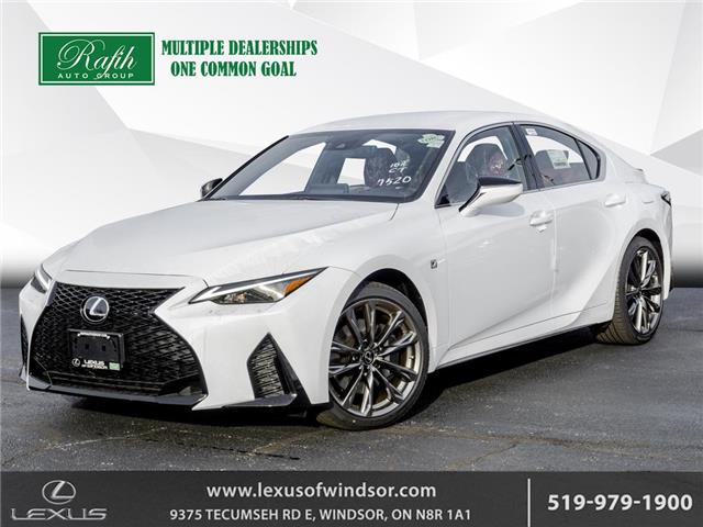 2021 Lexus IS 300 Base (Stk: IS3332) in Windsor - Image 1 of 23