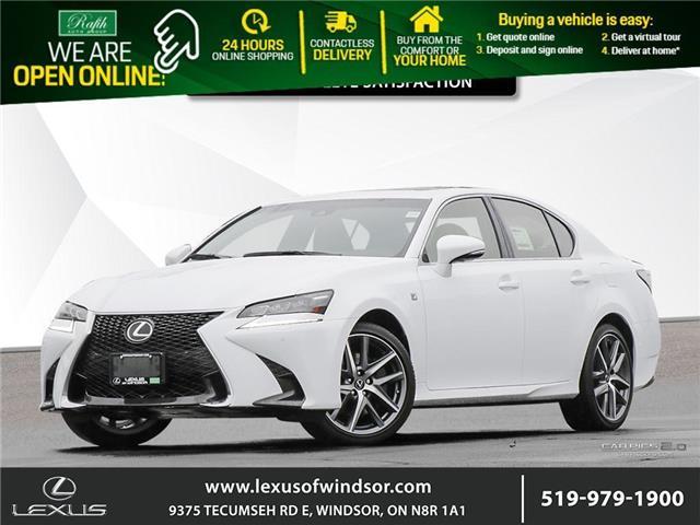 2017 Lexus GS 350 Base (Stk: GS5842) in Windsor - Image 1 of 28