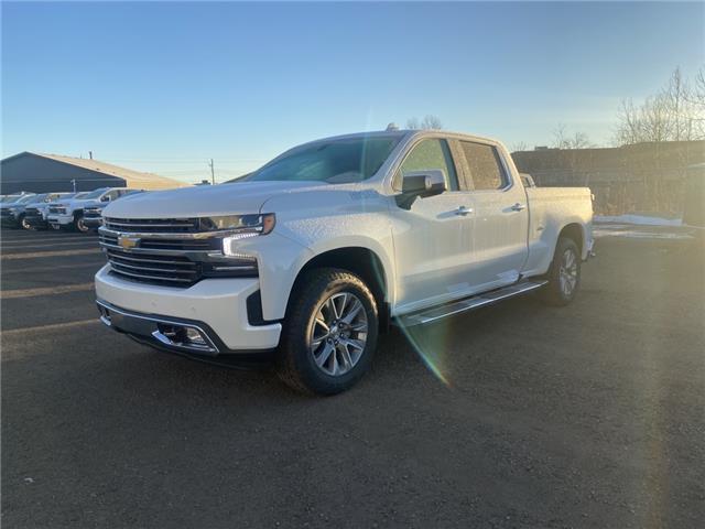 2021 Chevrolet Silverado 1500 High Country (Stk: M130) in Thunder Bay - Image 1 of 20
