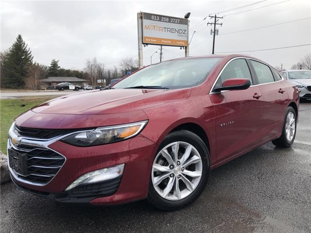 2019 Chevrolet Malibu LT (Stk: ) in Kemptville - Image 1 of 26