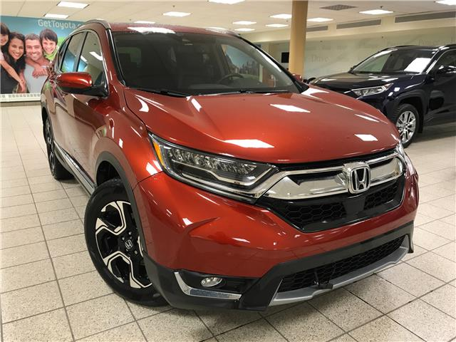 2017 Honda CR-V Touring (Stk: 210214A) in Calgary - Image 1 of 21