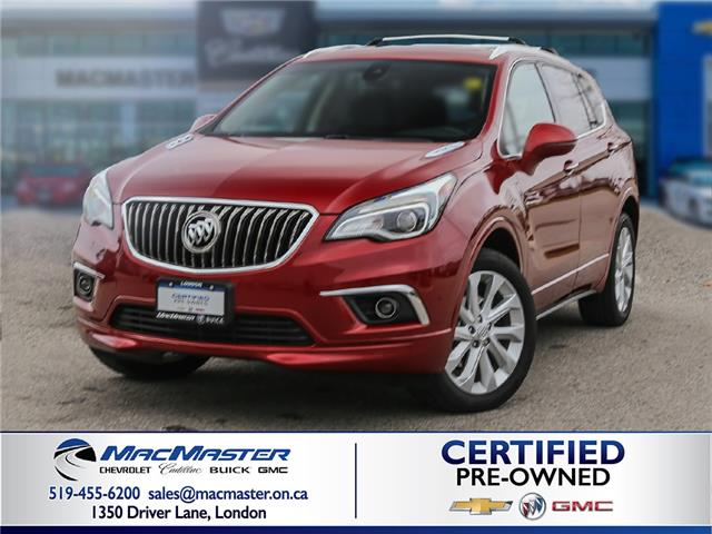 2018 Buick Envision Premium I (Stk: 210210A) in London - Image 1 of 10