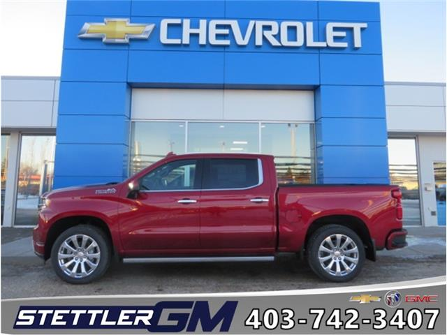 2021 Chevrolet Silverado 1500 High Country (Stk: 21031) in STETTLER - Image 1 of 22
