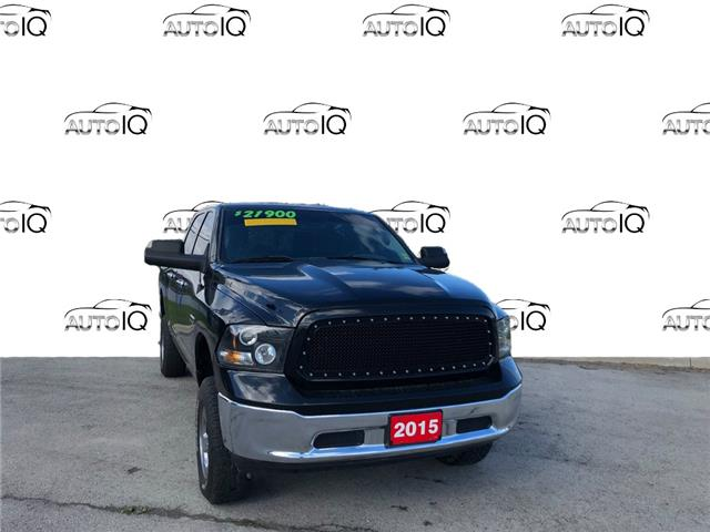 2015 RAM 1500 SLT (Stk: 172976A) in Grimsby - Image 1 of 22