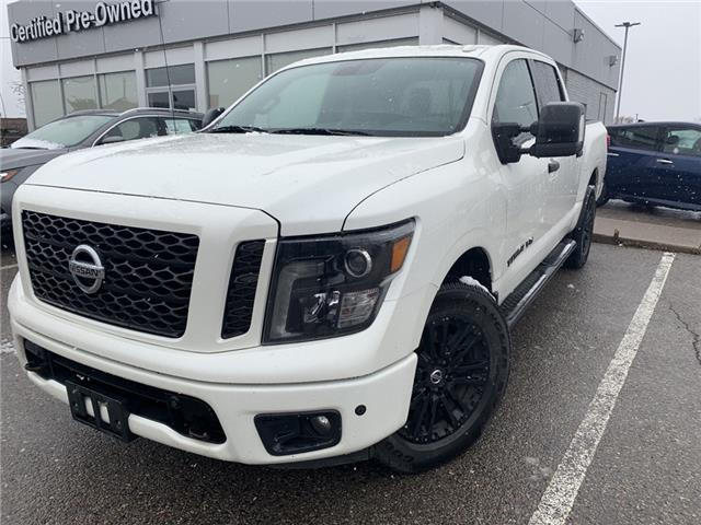 2018 Nissan Titan SV Midnight Edition (Stk: CJN522592L) in Cobourg - Image 1 of 23