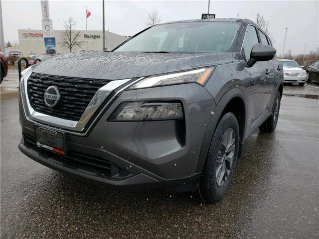 2021 Nissan Rogue S (Stk: MC688551) in Bowmanville - Image 1 of 28