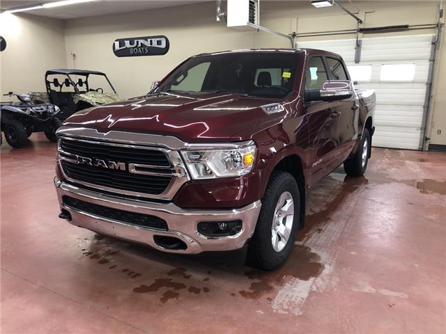 2021 RAM 1500 Big Horn (Stk: T21-18) in Nipawin - Image 1 of 20