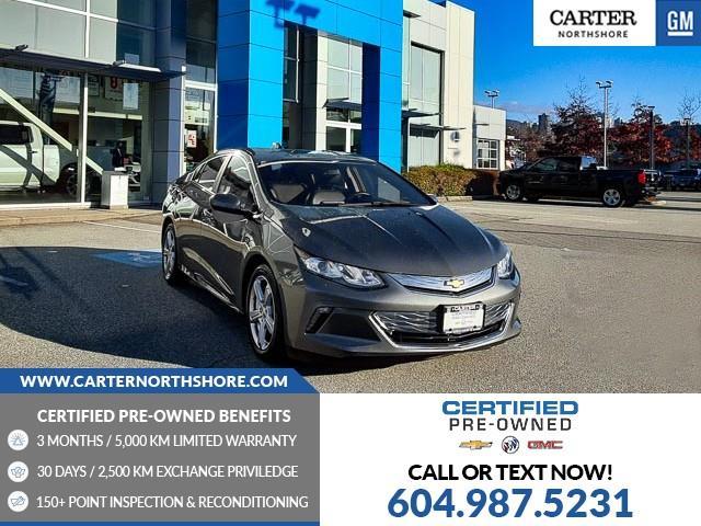 2017 Chevrolet Volt LT (Stk: 974650) in North Vancouver - Image 1 of 27