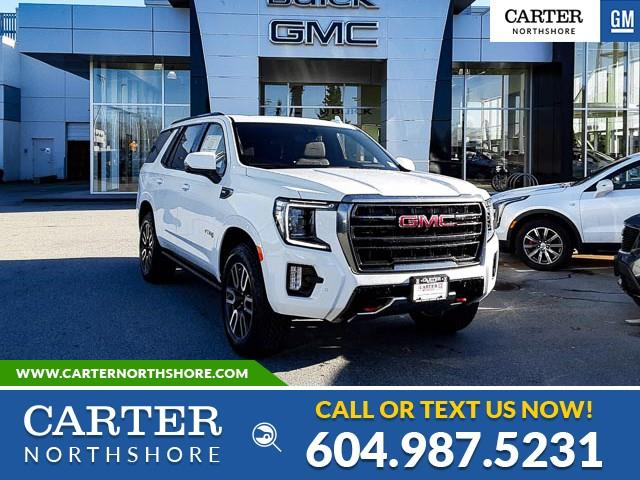 2021 GMC Yukon AT4 (Stk: 1Y88600) in North Vancouver - Image 1 of 14