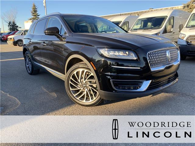 2019 Lincoln Nautilus Reserve (Stk: 30485) in Calgary - Image 1 of 23